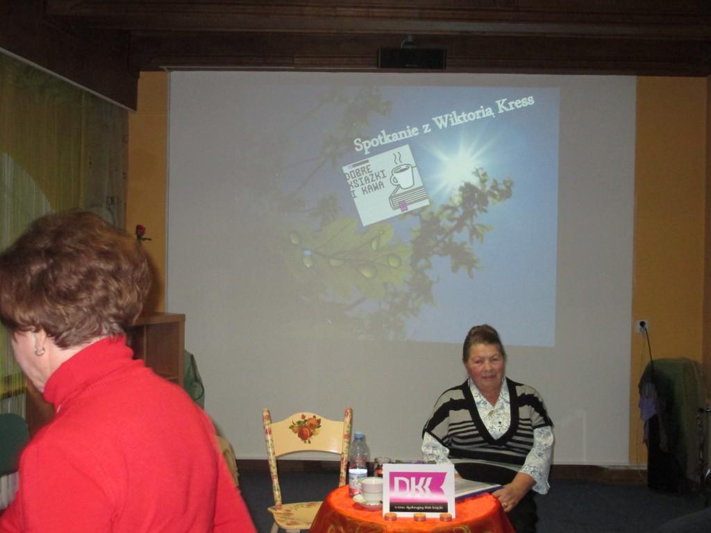 spotkanie Dyskusyjnego Klubu Książki dla Dorosłych  (1)