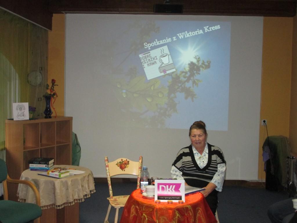 spotkanie Dyskusyjnego Klubu Książki dla Dorosłych  (2)