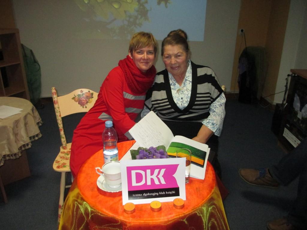 spotkanie Dyskusyjnego Klubu Książki dla Dorosłych  (4)